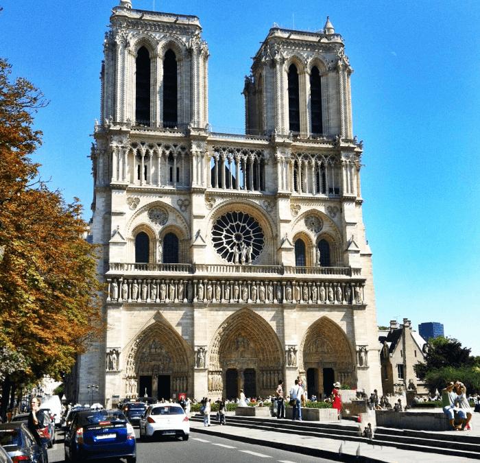 Notre Dame Cathedral Paris Secrets