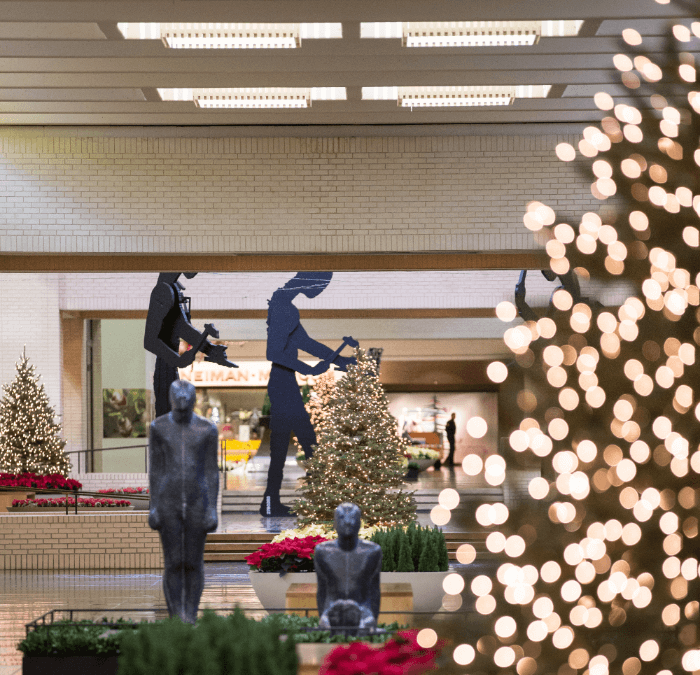 NorthPark Center:  Celebrate the Season in Dallas