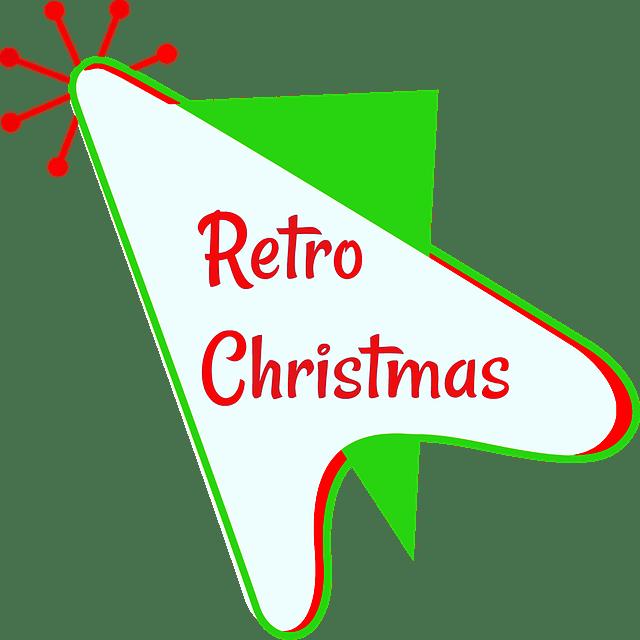 Enjoy a Very Vintage Christmas