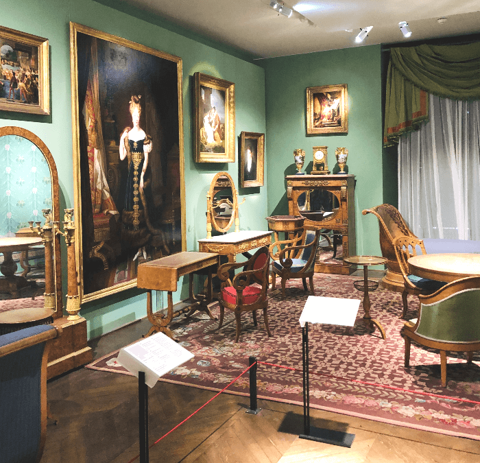 The Paris Decorative Arts Museum