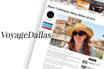 Press Coverage: Meet Trailblazer mary Meier-Evans