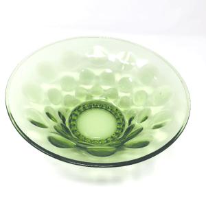 Green Polka Dot Bowl