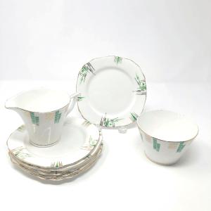 MOD Green Plate Set