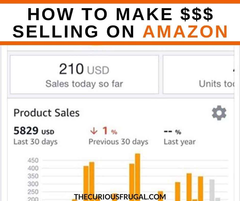 best things to sell on amazon to make money