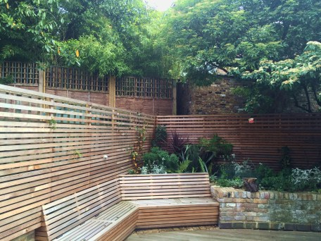 garden design and landscaping in highbury, london