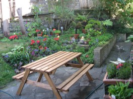 gardening in finsbury park london