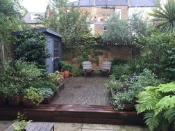 Archway gardening and design
