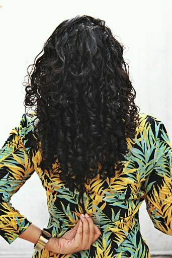 Curly Hair Shrinkage