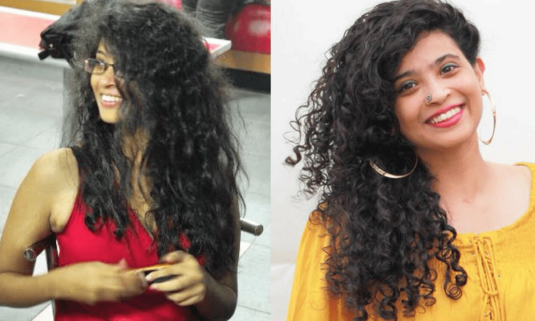 How To Get Your Natural Curls Back After Straightening