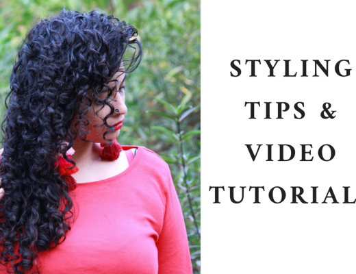 ultimate guide to styling wavy curly hair