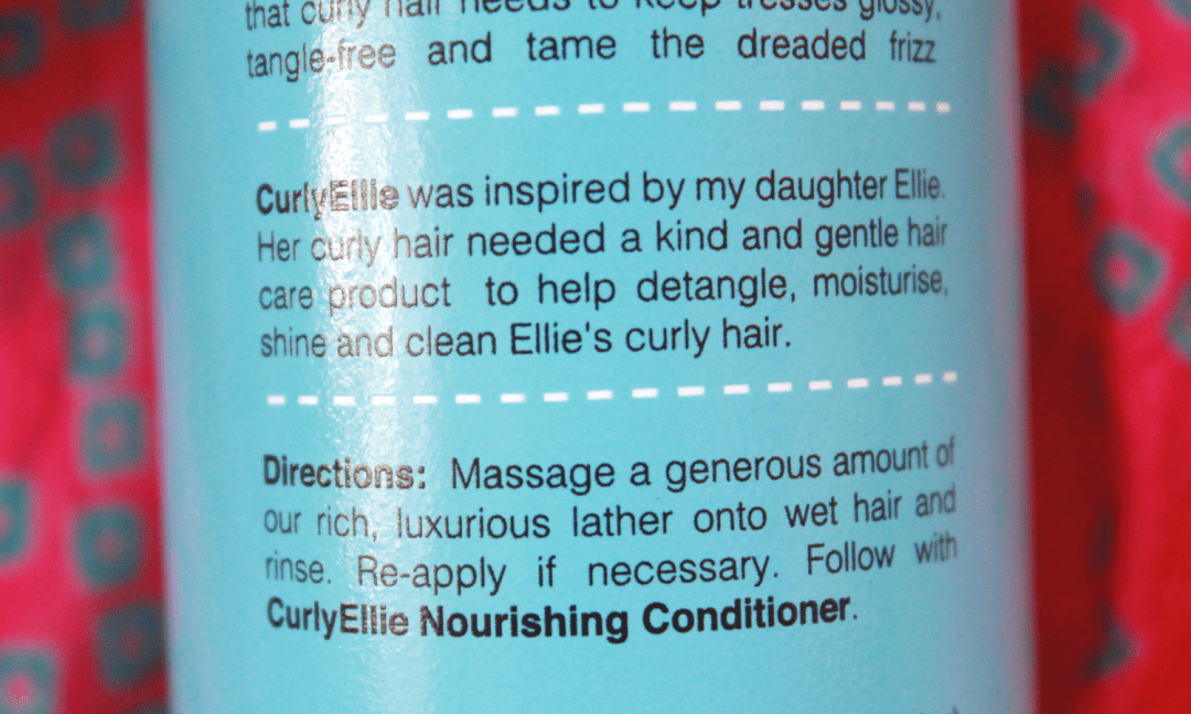 About Curly Ellie