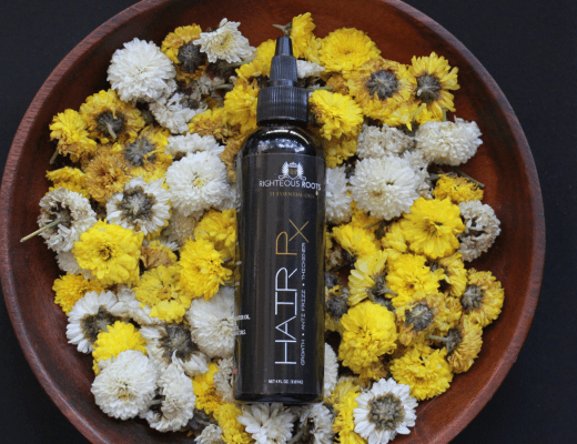 Righteous Roots Hair Rx Oil