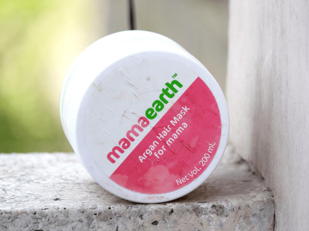 Mamaearth Argan Oil Hair Masque