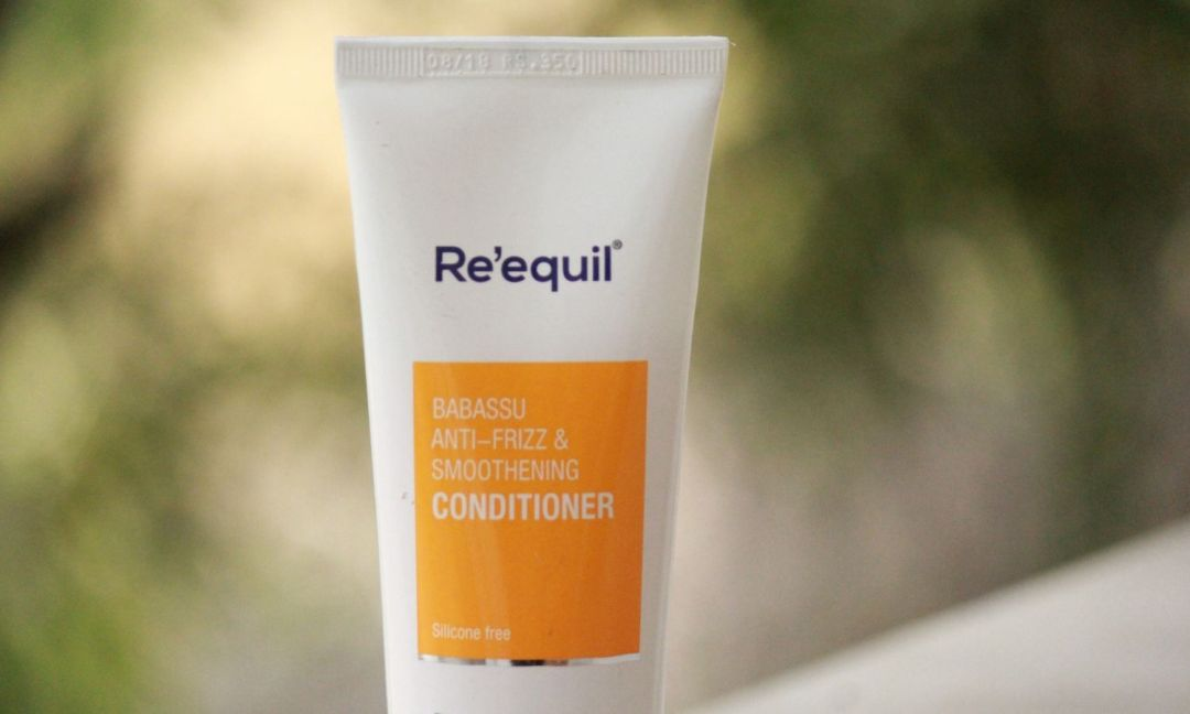 Re'equil Babassu Anti-Frizz and Smoothening Conditioner