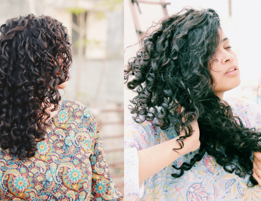 Curly Hair Article Feature Image