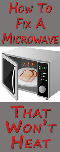 microwave not heating here s how to