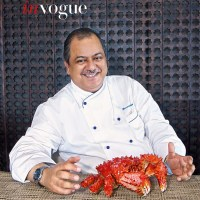 Taste maker : A profile of executive chef Hemant Oberoi