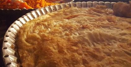 Cooked Paratha, Mahim Urs Festival, Mumbai