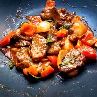 Fire and Ice Beef