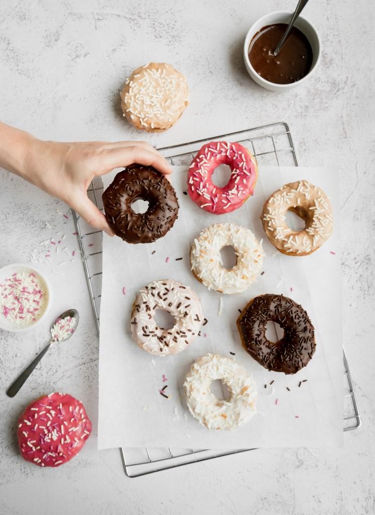 easy glazed donut recipe