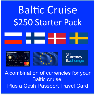 $250 Baltic Cruise Starter Pack