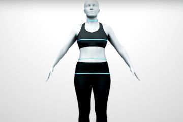 Body Labs 3D scan
