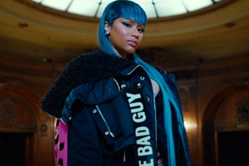 "Nicky Minaj for Diesel ""Ha(u)te Couture"""