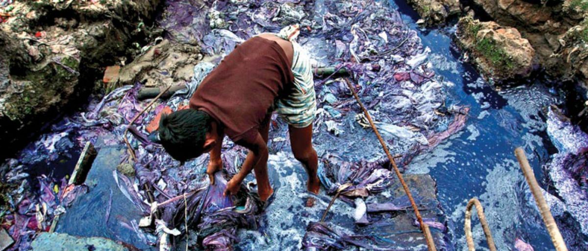 Fashion's Impact on Water