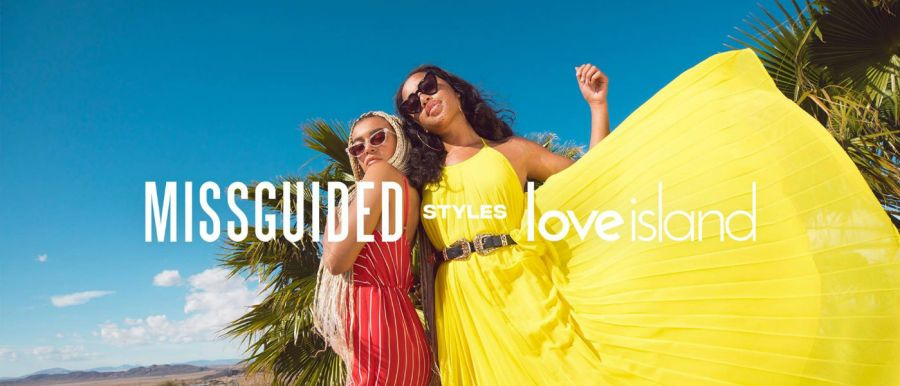 Missguided x Love Island