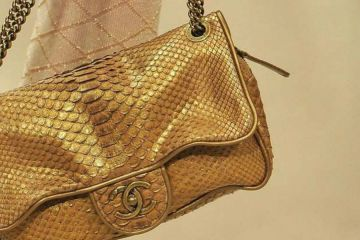 Chanel is banning exotic skins