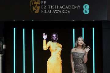 Shudu at BAFTA awards