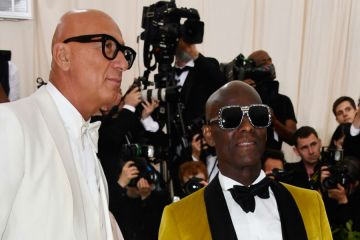 marco bizzarri and dapper dan - Gucci