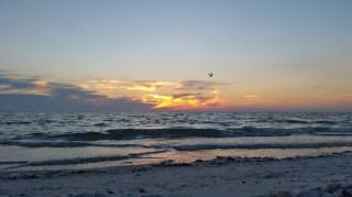 sunset Bradenton Beach Anna Maria Island Florida 2016-09-25