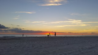 Sunset Longboat Key Florida SWFL Suncoast Gulfcoast 2016-10-14
