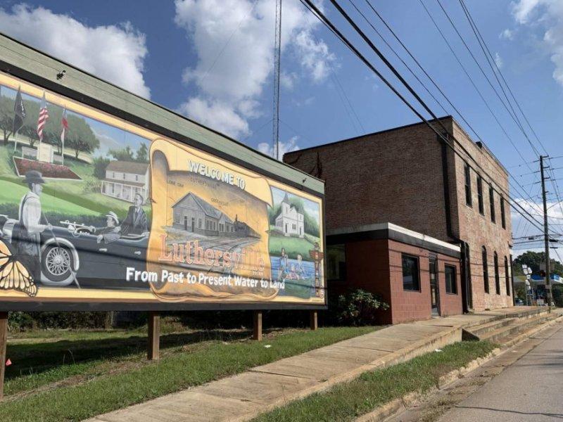 Rural Georgia - Luthersville