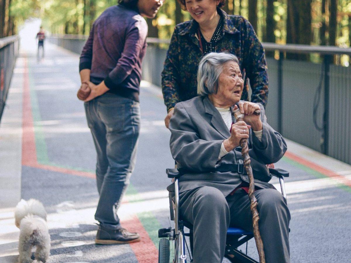 senior care families