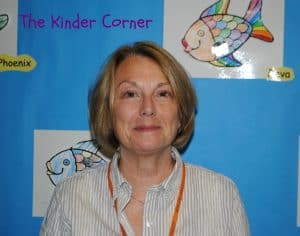 The Rainbow Fish by The Kinder Corner