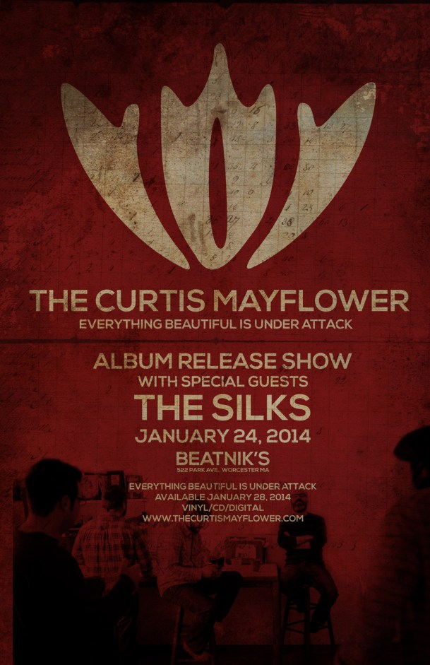 The Curtis Mayflower - Album Release Party