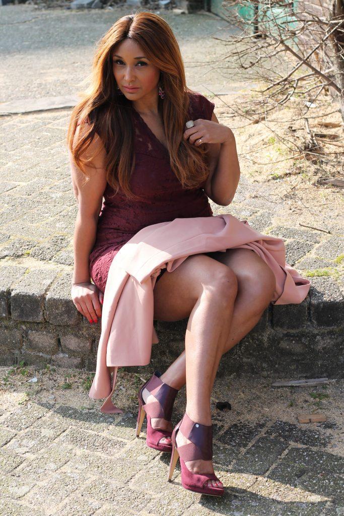 junarose lace dress