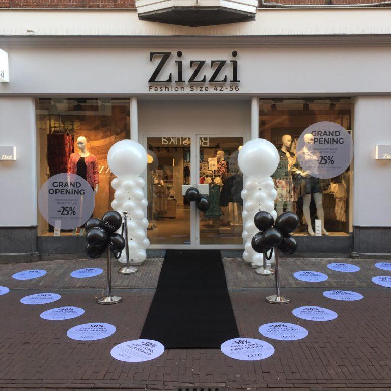 OPENING ZIZZI HAARLEM