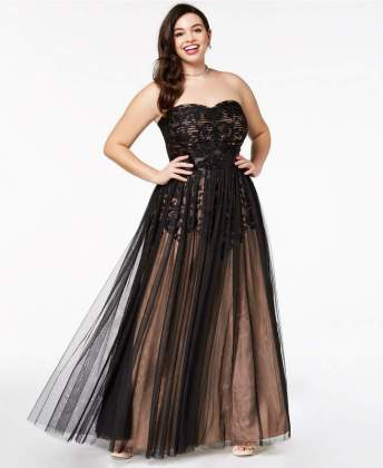 We ve Found 25 Fly Plus Size Prom Dresses Here Are 25 Fly Plus Size Prom Dresses