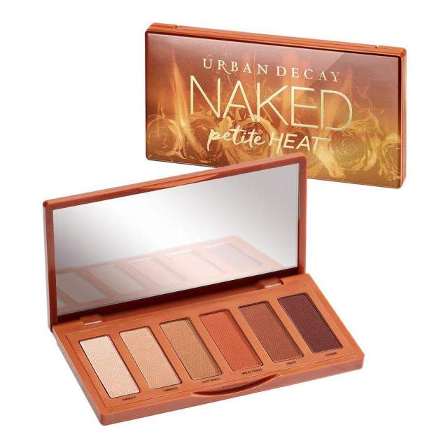 Summer Beauty and Style Finds- Urban Decay Petite Heat