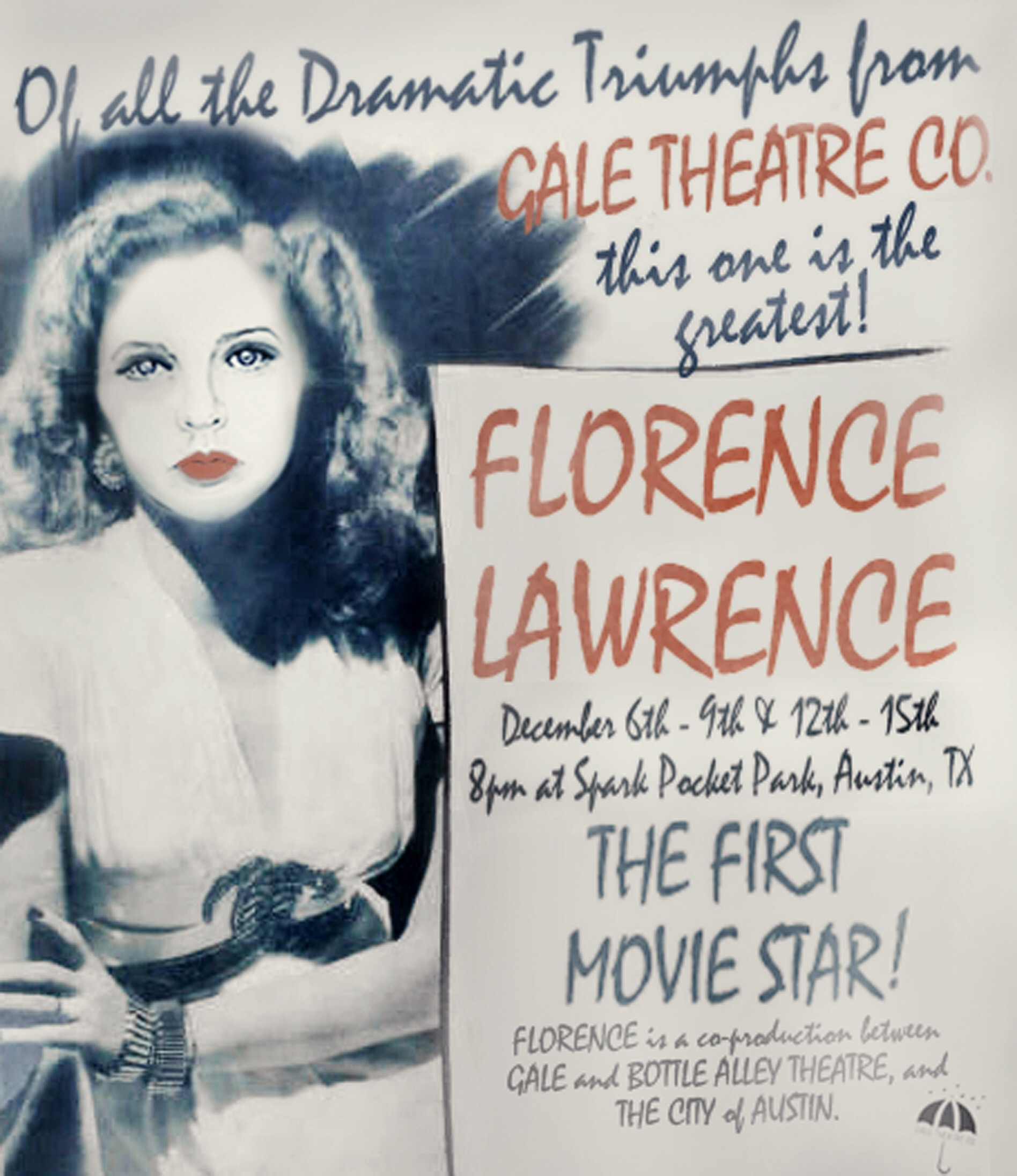 Watch Florence Lawrence video