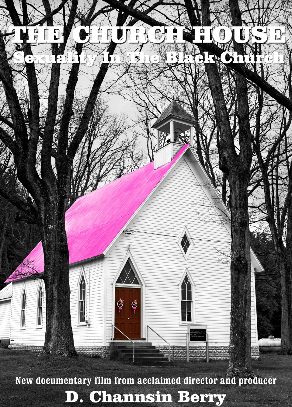 the-church-house-poster