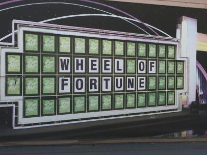 WOF Letter Board