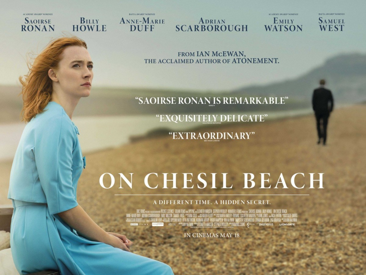 Love Doesn't Conquer all On Chesil Beach