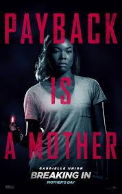 Gabrielle Union Is Ultimate Mama Bear in Breaking In!
