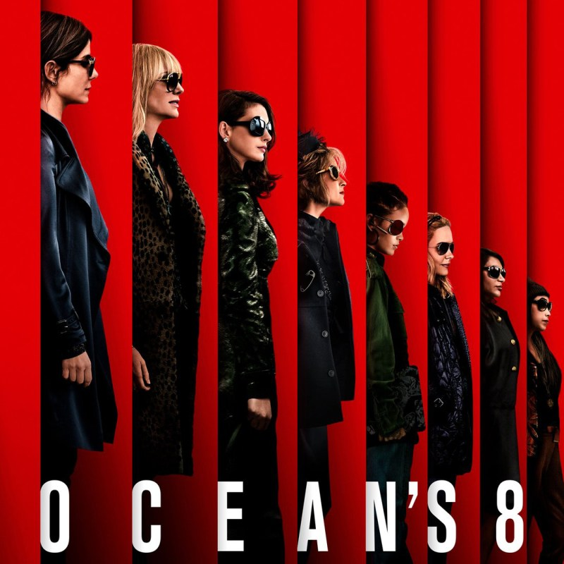 Ocean's 8 is a Stylish Heist with an All-Star Cast of Flick Favs