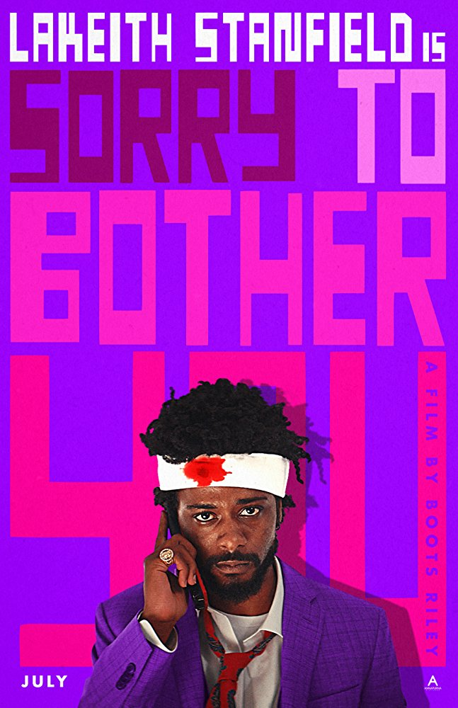 Sorry to Bother You is a Refreshingly Weird Sci-Fi  Social Commentary