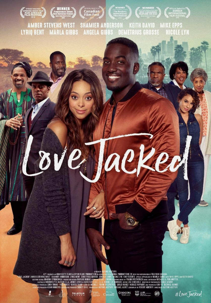 Love Jacked is a Fluffy Comedy with Heart